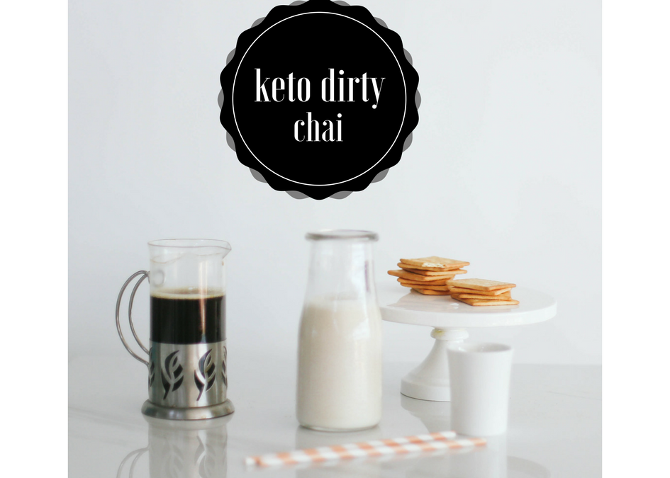 Keto Dirty Chai Hello Weight Loss