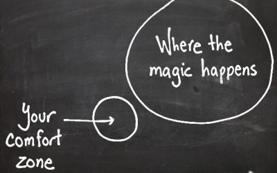 Your Comfort Zone vs Where the Magic Happens